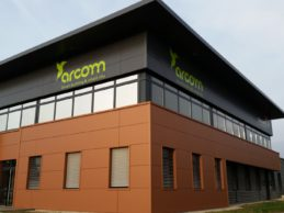 Batiment Groupe Arcom