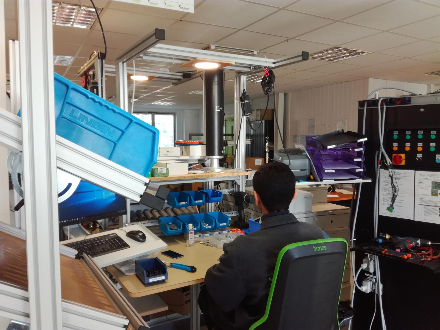 Fabrication produits Arcom