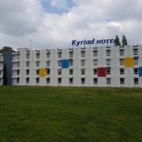 Hotel Kyriad Montchanin